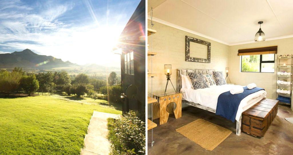 Golden View Luxury Self Catering in Clarens | Photos: TravelGround.