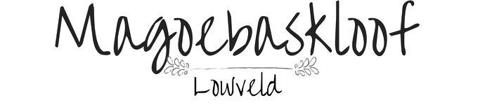 Magoebaskloof — Lowveld