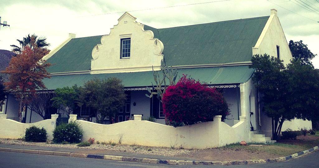 Die Ou Doktershuis in Church Street