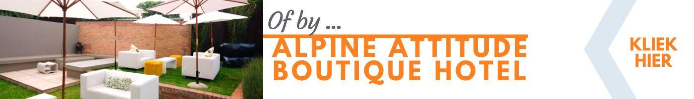 Alpine Attitude Boutique Hotel